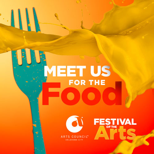 Arts Council OKC - Festival of the Arts 2019 Social Image