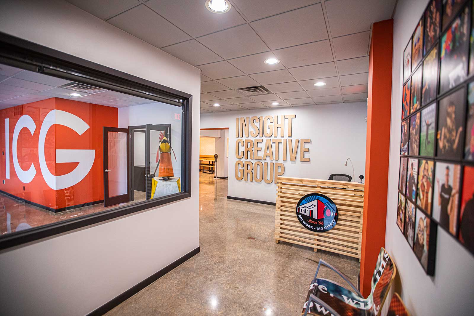Welcome to Insight Creative Group