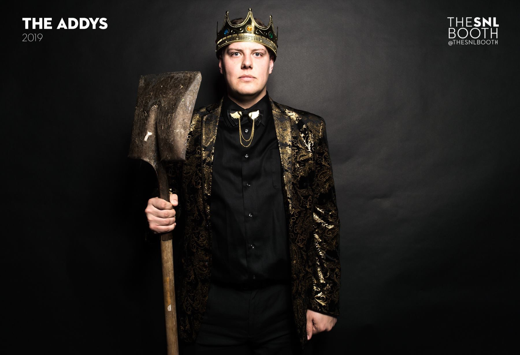 Troy Huddleston is the king of the Addys