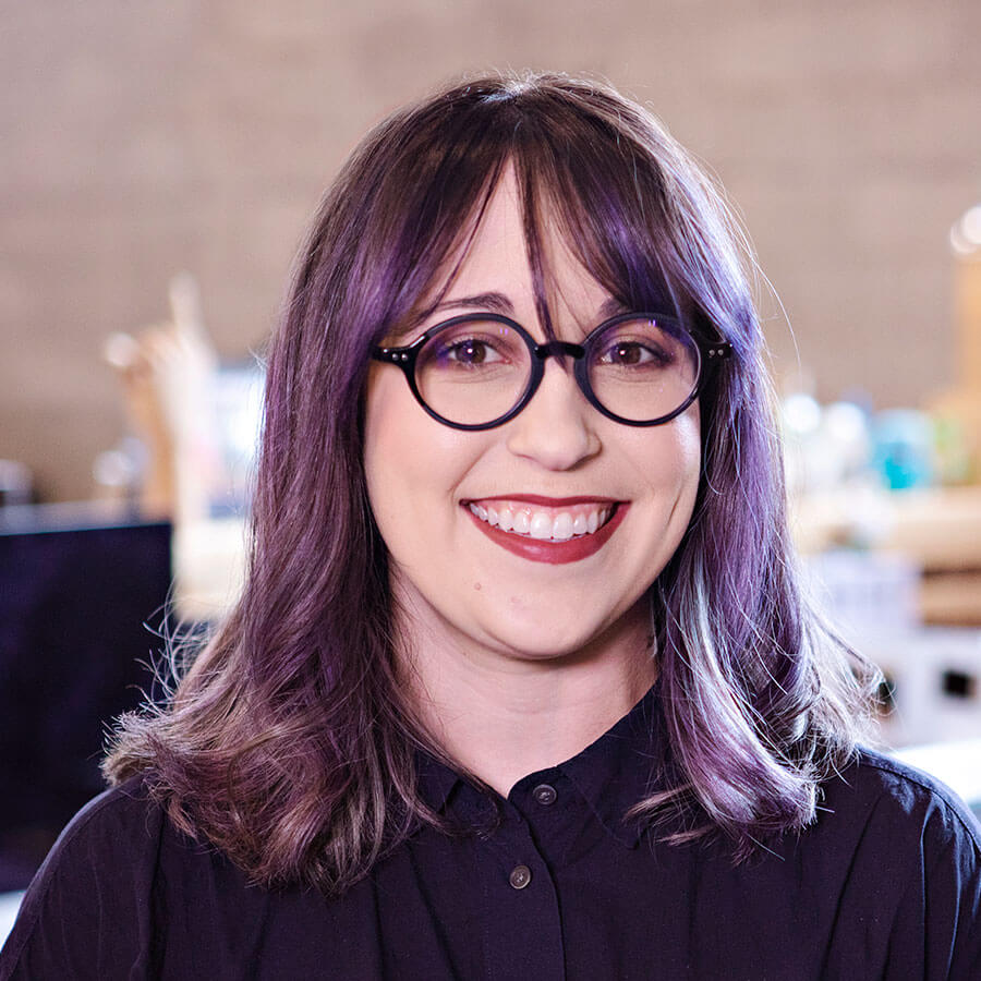 Cassie Ball - Associate Creative Director: Design