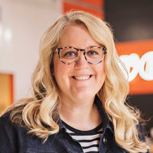 Amy Nickerson, Senior Art Director at Insight Creative Group